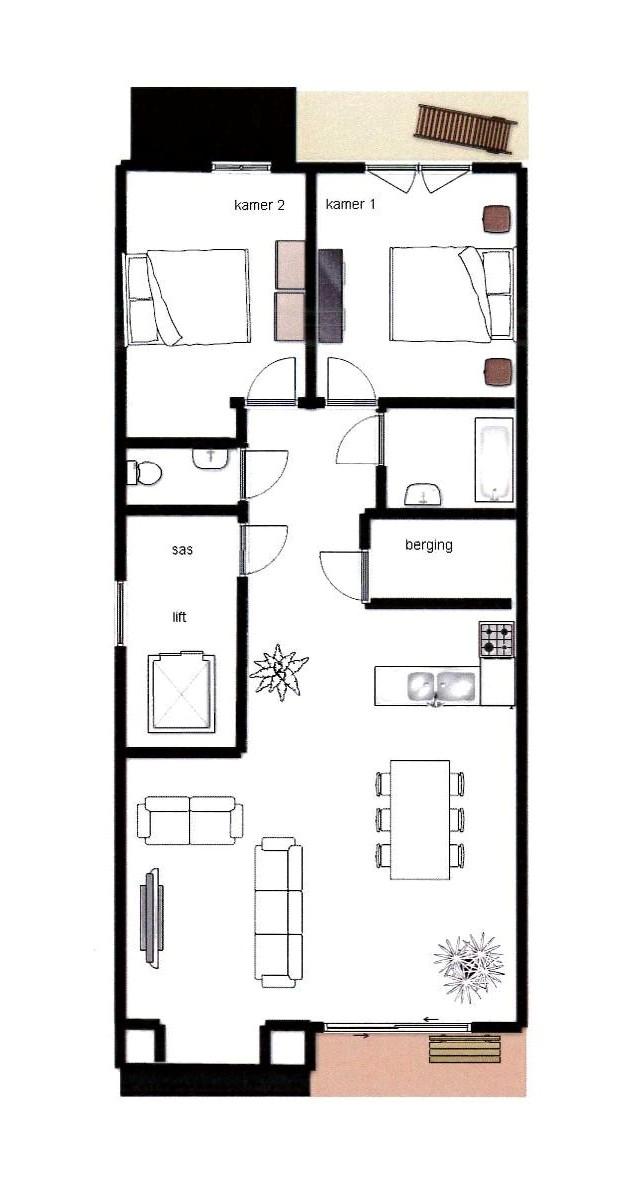 appartement 402