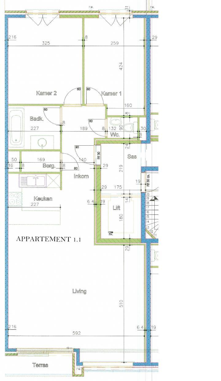 Residentie Amatus - Project Coxy 3000 | Te Koop | Gernic, Vastgoed ...